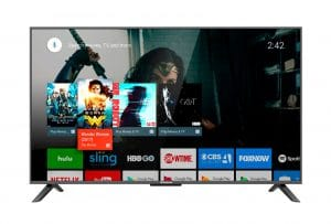 Wg50ux4100 Westinghouse 4K UHD Android Smart TV HDR